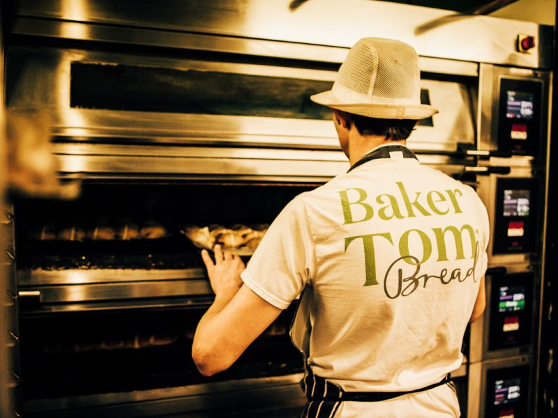 Night Baking