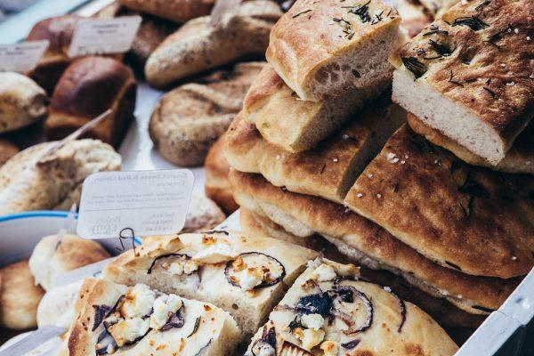 Baker toms, focaccia, bread, 2017, bakery