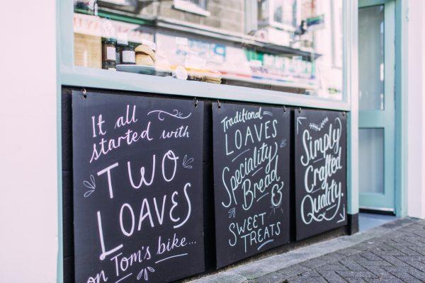 Penzance Shop, Baker tom's Bread,Penzance Shop, Baker tom's Bread,