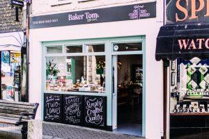 Penzance Shop, Baker tom's Bread,