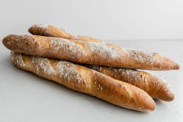 Rustic French Baguette