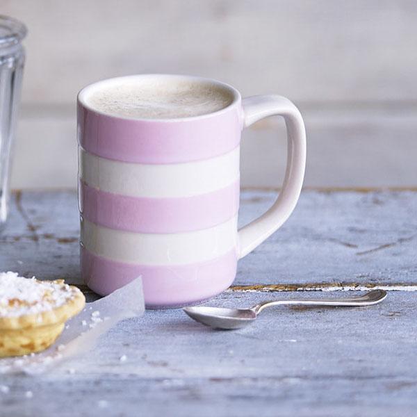 Cornishware Pink Mug
