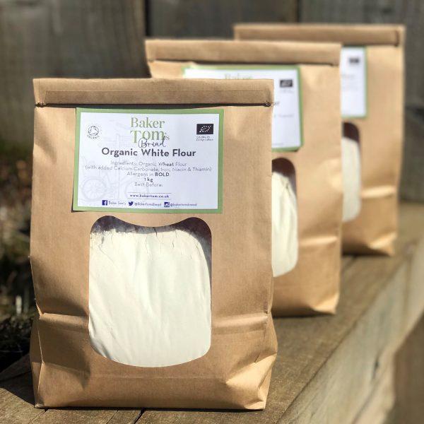 Baker Tom White Flour