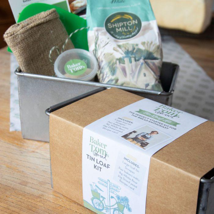 Tin Loaf Kit
