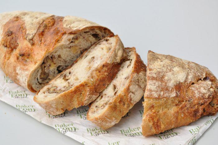 Walnut and Stilton Loaf