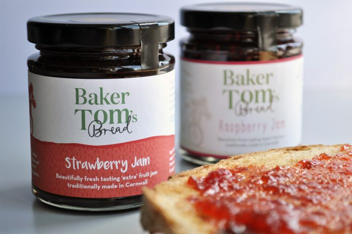 Strawberry and Raspberry Jam