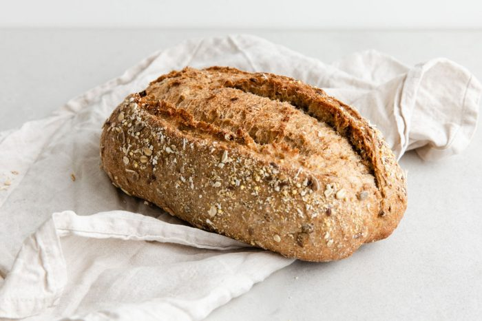 Small Seeded Sourdough