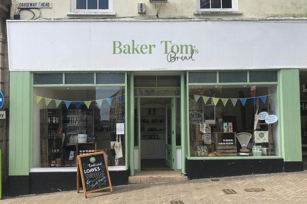 Baker Tom's Penzance