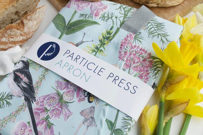 Particle Press Apron